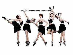 The Sims Resource: Ballet Dance Poses Set by Flower