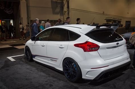 Ford Focus Rs Tuned By Roush Performance Is Outstanding