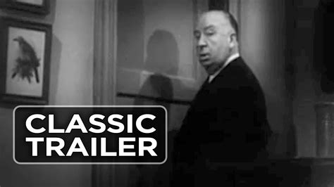 (1960) Theatrical Trailer Alfred Hitchcock Movie