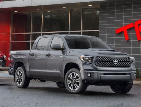 2018 Toyota Tundra Review And News Update  2018 2019