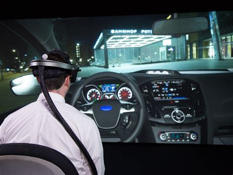 Brighton Ford  Ford's Virtual Reality Lab Improves Global Vehicle Quality