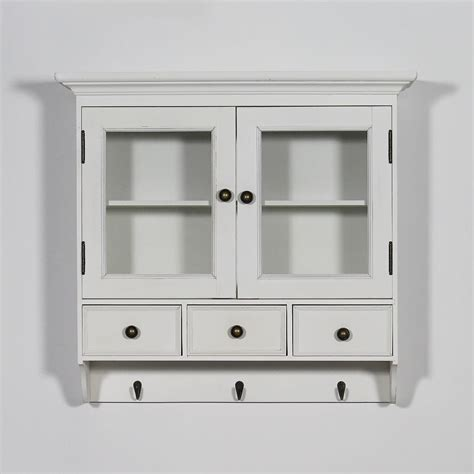 armoire murale cuisine armoire murale bois massif blanche made in meubles