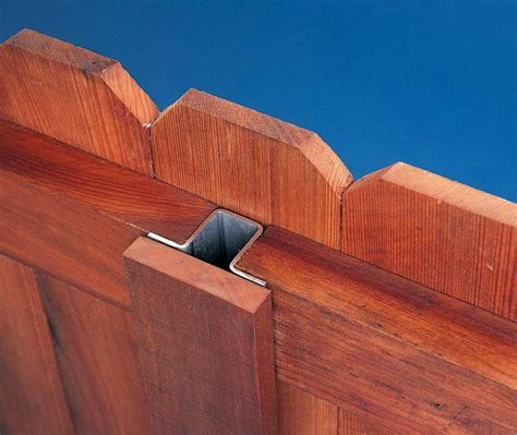 Metal or Wood: Which Privacy Fence Posts are Best? - Wood ...