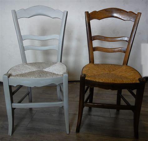 repeindre des chaises repeindre une chaise en bois best with repeindre une