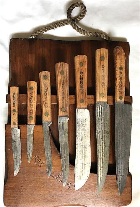 knife set  ontario knife company bladeforumscom