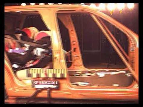 crash test siege auto boulgom siège auto concord ultimax test de collision crash test