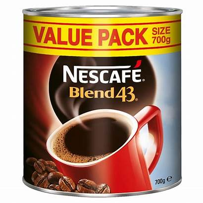 Coffee Instant Blend Nescafe 43 700g