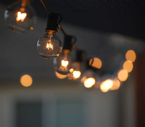 The Light by 9 Stunning Ideas For Outdoor Globe String Lights The