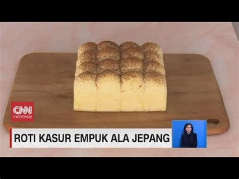 Resep roti ala jepang super lembut dan empuk soft and fluffy milk bun. Roti Kasur Empuk Ala Jepang - YouTube