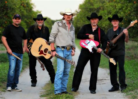 The Hoyt Hughes Band Is Bringing Floridastyle Country