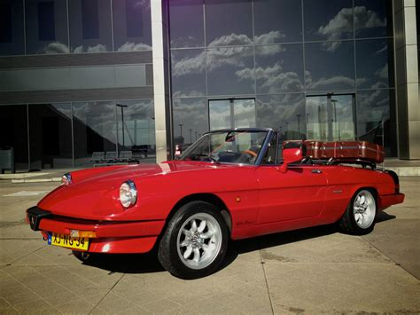 1988 Alfa Romeo Spider  Information And Photos Momentcar