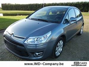 Citroen C4 Berline : 2009 citroen c4 berline 16 ambiance pack hdi 110 car photo and specs ~ Gottalentnigeria.com Avis de Voitures