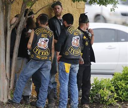Gang Biker Shooting Texas Shootout Dead Gangs