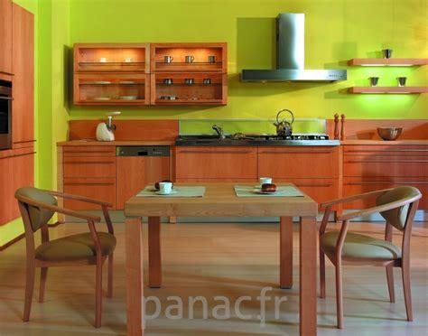 cuisine bois naturel decoration cuisine bois naturel