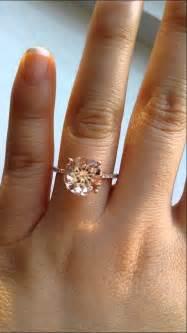 morganite wedding ring rosados box eloise morganite engagement ring