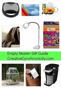 Holiday Gift Guide for the Empty Nester Creative