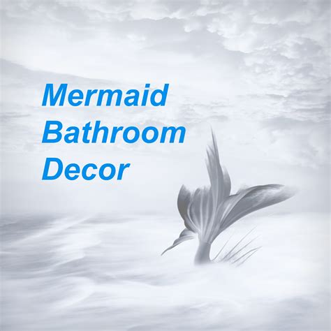 Mermaid Bathroom Decor by Mermaid Bathroom Decor We