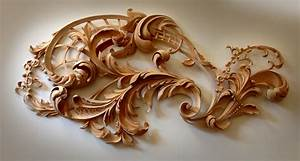 Architectural Wood Carving Authentic CUSTOM Wood carving