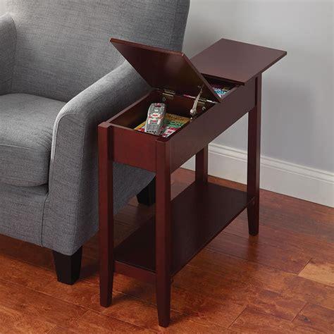 narrow coffee table  storage coffee tables   chair side table narrow coffee table