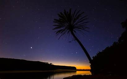 Landscape Stars Australia Nature 4k Night Wallpapers