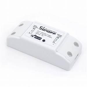 Smart Home Wlan : sonoff basic wifi remote control smart switch mqtt itead ~ Lizthompson.info Haus und Dekorationen