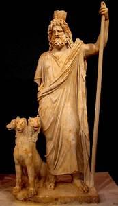 Hades Greek God | Hades and his faithful dog, Cerberus ...