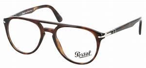 Lunette De Vue Aviateur : lunettes de vue persol po 3160v 9015 52 18 homme havane ~ Melissatoandfro.com Idées de Décoration