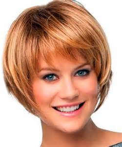 Short Layered Bob Hairstyles Fine Hair