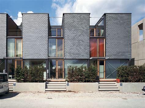 Moderne Häuser München by Reihenh 228 User In M 252 Nchen Riem Housing Low Rise Haus