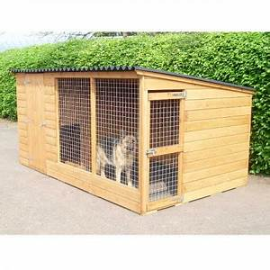 dog kennel run 10 x 6 timber flair With dog crates and kennels for sale