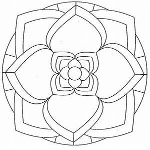 mandalas | Dibujos para colorear Mandalas | Tangle Mandala ...
