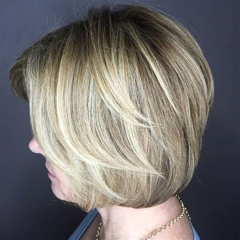 Many of us turn to shorter hair as we get older. 60 Trendiest Hairstyles and Haircuts for Women Over 50 in ...