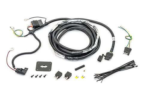 2010 Jeep Compas Wiring Harnes by Mopar 174 82211149ad 4 Way Flat Hitch Wiring Harness For 07