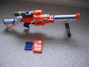 All Nerf Guns Sniper Scopes
