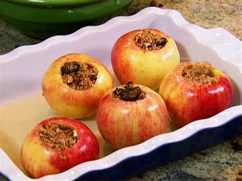 how to bake an apple baked apples recipe patrick and gina neely food network