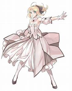 Saber Lily - Saber (Fate/stay night) - Image #1296385 ...