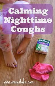 Calming Nighttime Coughs - A Mom's Take