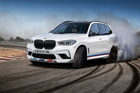 New Bmw X5 M by 2020 Bmw X5 M Already Rendered Autoevolution