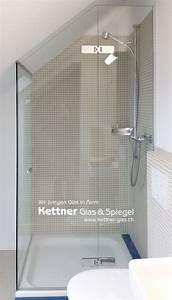 Duschkabine Unter Dachschräge : duschkabine unter dachschr ge mit rahmenlose glanzglasdusche duschkabinen pinterest 14 und ~ A.2002-acura-tl-radio.info Haus und Dekorationen