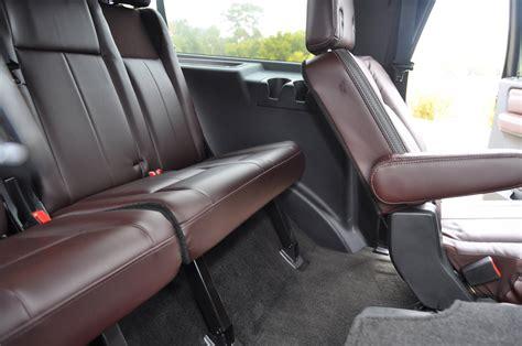 ford expedition platinum el interior