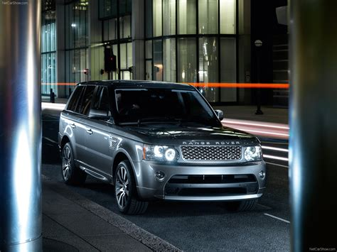 Land Rover Range Rover Sport Backgrounds by Land Rover Range Rover Sport Autobiography 2010 Picture