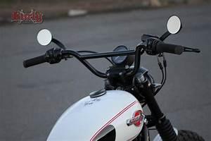 Racing Caf U00e8  Harley Sportster 1200  U0026quot Scrambler U0026quot  By Burly Brand