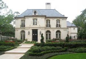 chateau home plans chateau home exterior robert dame designs
