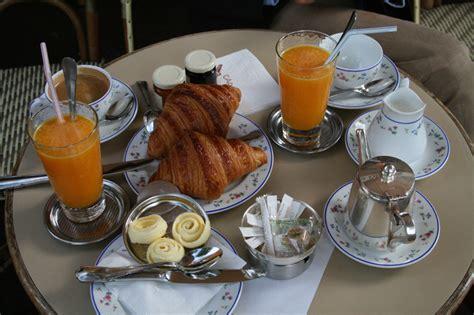paris breakfast  photo  ile de france north trekearth