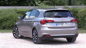 Essai Fiat Tipo 1 6 Multijet 120ch Easy Dct