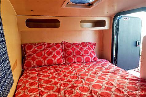 teardrop cer interior 2015 hiker trailer 5x8 teardrop trailer rental in