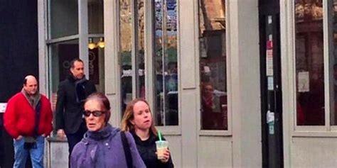 Jerry Seinfeld, Jason Alexander Seen Outside Tom's Restaurant In NYC (PHOTO) (UPDATE)   HuffPost