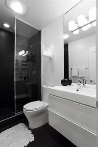 Cool ikea vanity method sacramento contemporary bathroom for Black and white modern bathroom