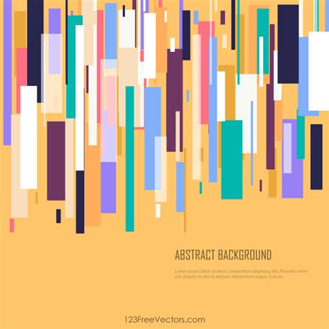 rectangle vector background image