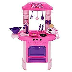 minnie mouse kitchen playset disney minnie mouse kitchen playset with